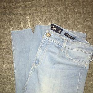 Denim - High waisted Hollister jeans